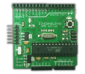 Littleduino – The little arduino