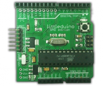 Littleduino – The little arduino