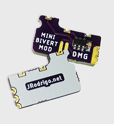 Mini Bivert Module for Game Boy DMG-01